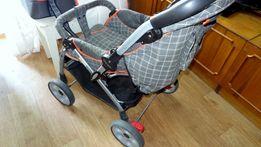 коляска детская Geoby зимняя