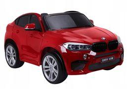 AUTKO BMW X6M-POWER ! Lakierowany Czerwony