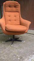 Fotel design PRL