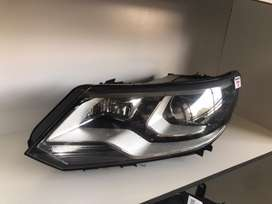 VW tiguan headlight