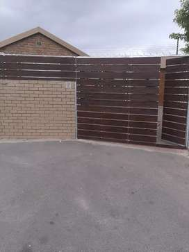 Wooden, Nutec, Polyplanks Driveway Gates And Palisade Fencing