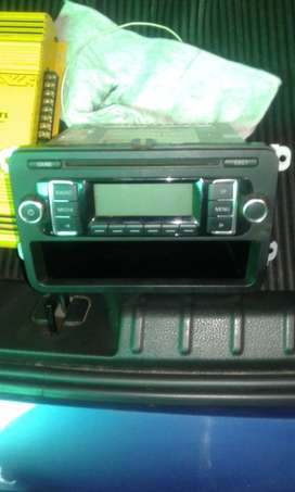 VW PANASONIC RADIO ORIGINAl FIT