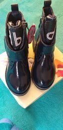 Сапоги,ботики,чобітки демисезонные(28 р)17.5см