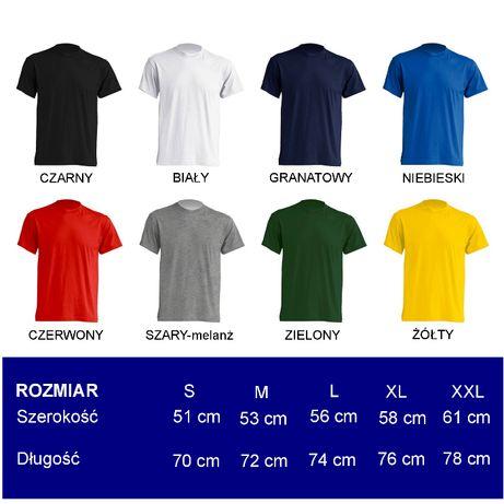 Koszulka T-shirt 10szt. WŁASNY NADRUK Czempiń - image 2