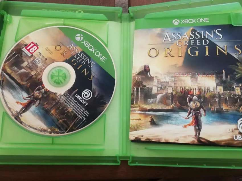 Assassins Creed Origins Deluxe edition Xbox One 0