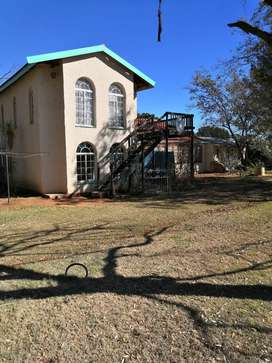 10 ha Small Holdings in Bloemdal East with Massive House for sale