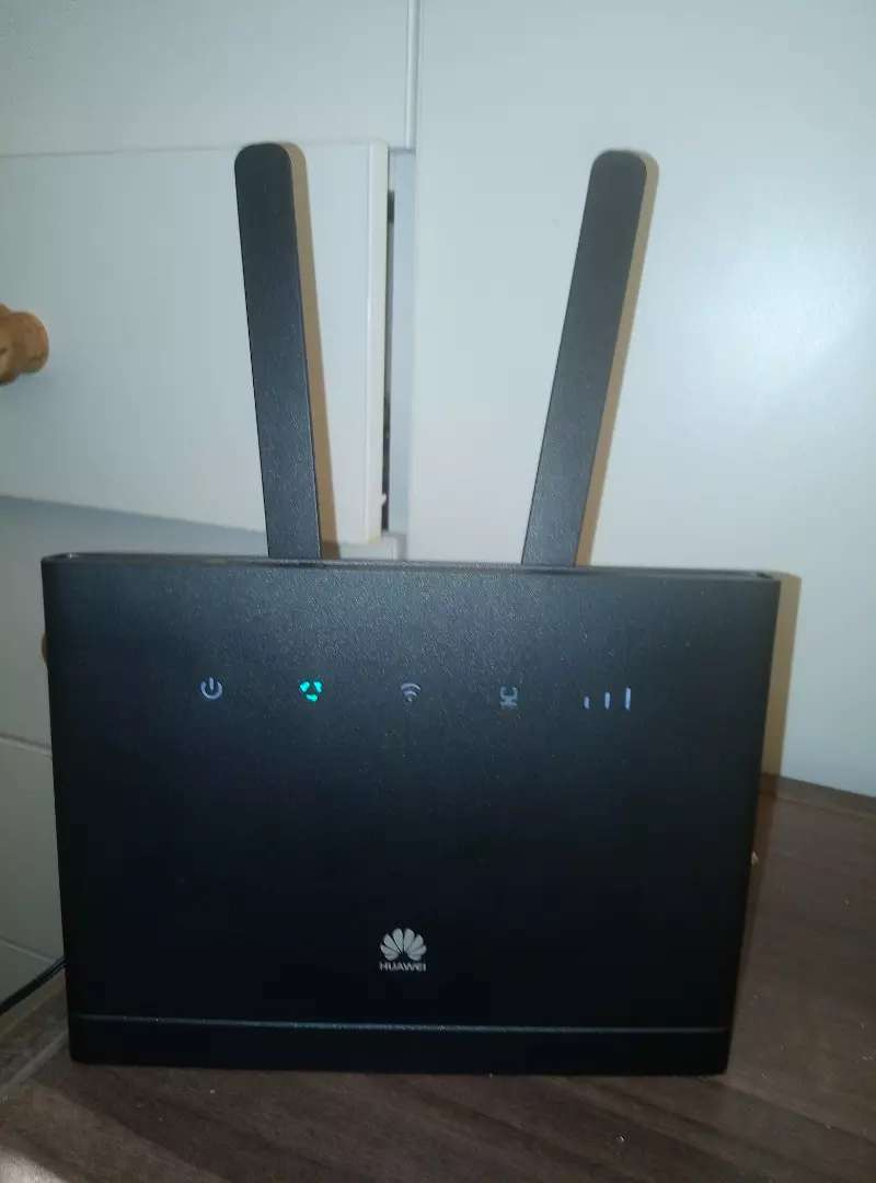 Huawei B315 LTE 4G router 0