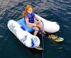 Ponton do nauki nart wodnych