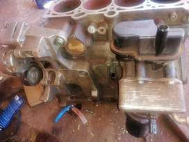 Block and top cylinder