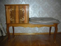тумба в коридор комод табуретка сиденье антиквар