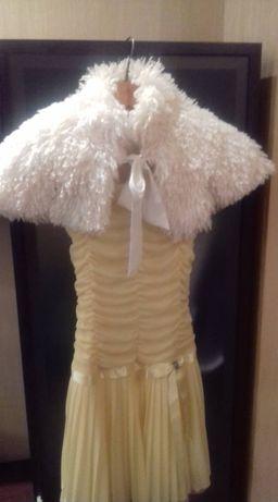 Продам нарядный комплект для девочки (рост 130-150 см) Запорожье - изображение 1
