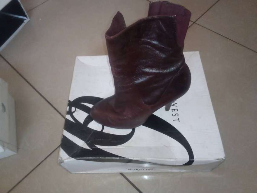 Also shoes, nine west