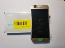 Дисплей с сенсором Samsung Galaxy J5 J500H Золото GH97-17667C Оригинал
