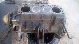Nissan 1400 engine and gearbox