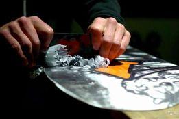 Ремонт и обслуживание сноубордов, лыж и вейкбордов