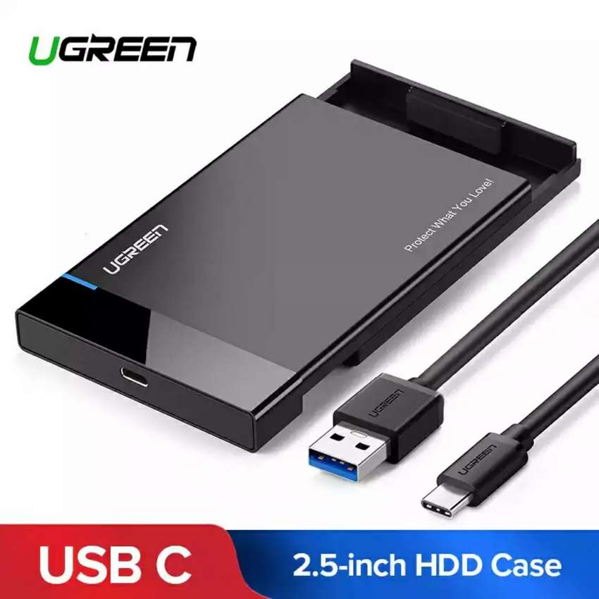 Ugreen SSD/ HDD Case 2.5 SATA to USB 4.0 adapter 0