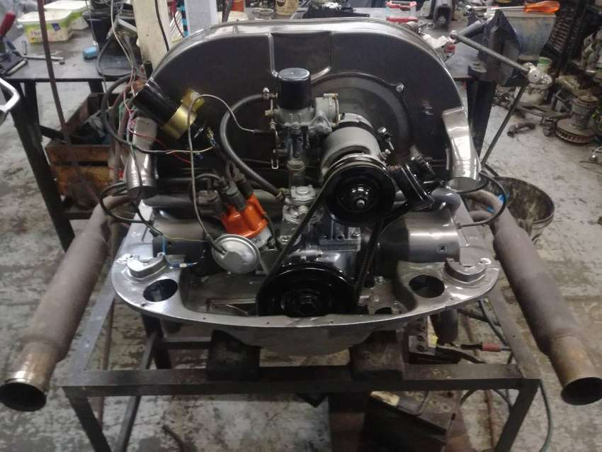 VW Beetle 1200cc Reconditioned Motor 0