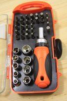 Набор инструментов отвертка с головками и битами Gear Power HZF-8217A