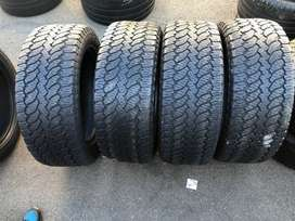 255 55 R19 General Grabber All Terrain Tyres | Land Rover Tyres