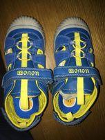 Детские кроссовки-сандалии