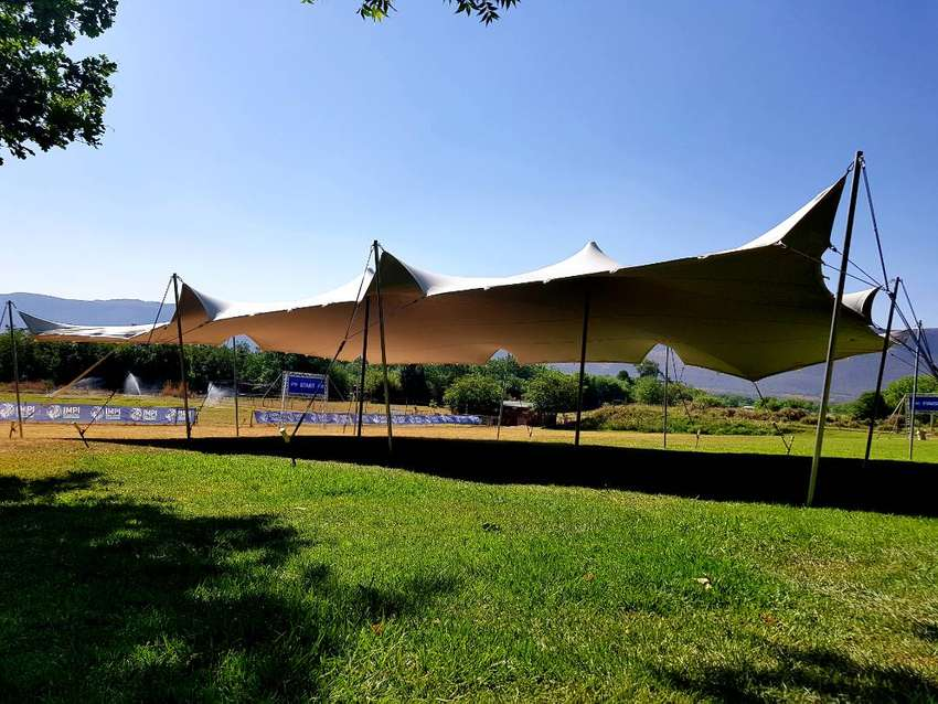 10x15m(150sqm) Stretch Tent for Hire R7140 0