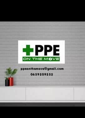 PPE ON THE MOVE