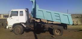 Toyota hino tipper for sale