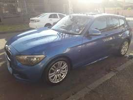 BMW 118I IN EXCELLENT CONDITION WITH SUN ROOF