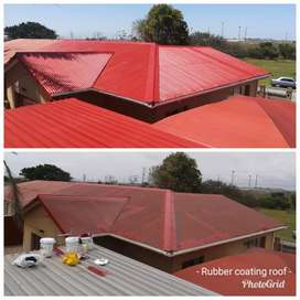 Rubber Coating Roof and Waterproofing