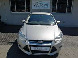 Ford focus 2.0 diesel automatic