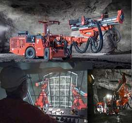 machinery training courses and mining job assist after training