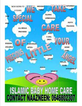 Smiling hearts islamic baby home