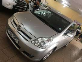 2007 TOYOTA VERSO FOR SALE