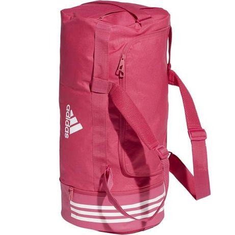 Torba adidas Convertible 3 Stripes Duffel Bag M DT8658 Strzelce Opolskie - image 4