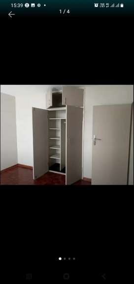 Spacious bedroom in a well maintained building!