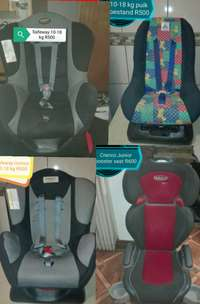 Image of Carchairs excelent condition