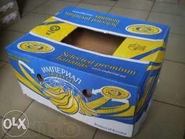 Банановый ящик новый
