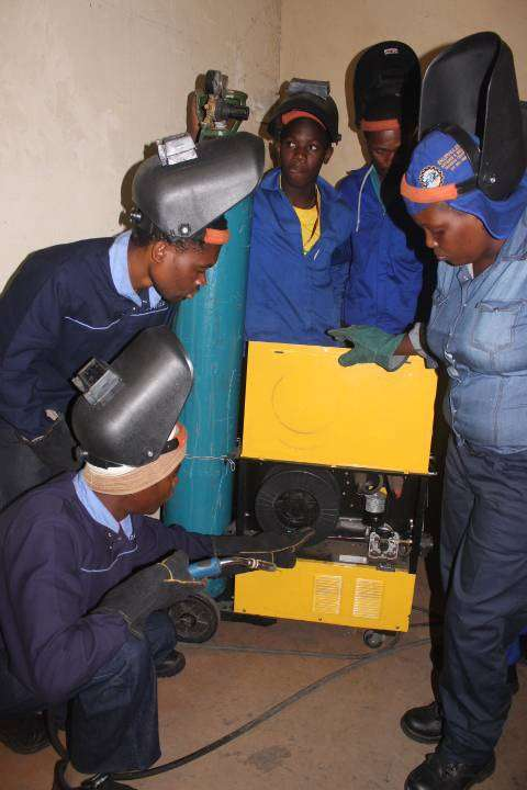 Bumba Skills Development and Projects boiler boiler making training ce 0