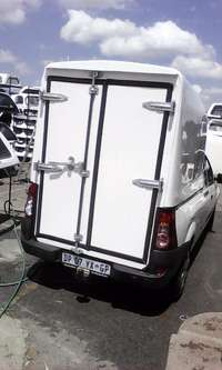 Image of Brand New NIssan NP200 Gc Spaver Canopy