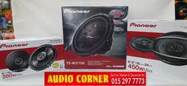 Pioneer Speaker Combo Powerfull Sound