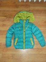 kurtka zimowa dla dziewczynki r. 98