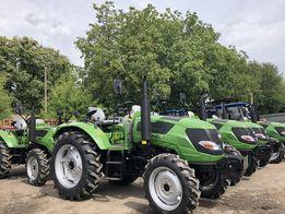 Трактор Дойц SH 504 LUX