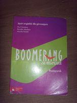podręcznik do angielskiego BOOMERANG