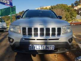 2012 Jeep Compass 2.0 Petrol