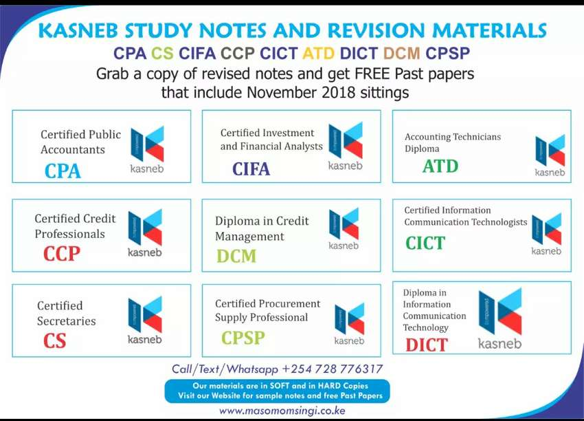 CPA NOTES 0