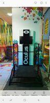 Аренда аттракционов на базе Oculus dk2 Oculus CV 1. + качель!