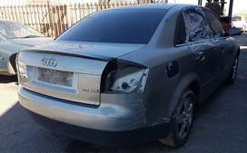CK Auto Spares Audi A4 1.9 TDI 2001 stripping for spares.