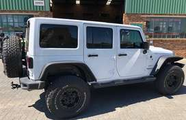 Jeep Wrangler 2.8 Sahara (Viking Addition)