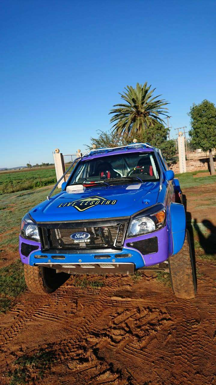 Ford relly bakkie 0