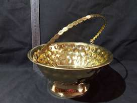 Fruit Bowl Batasa (Brass)